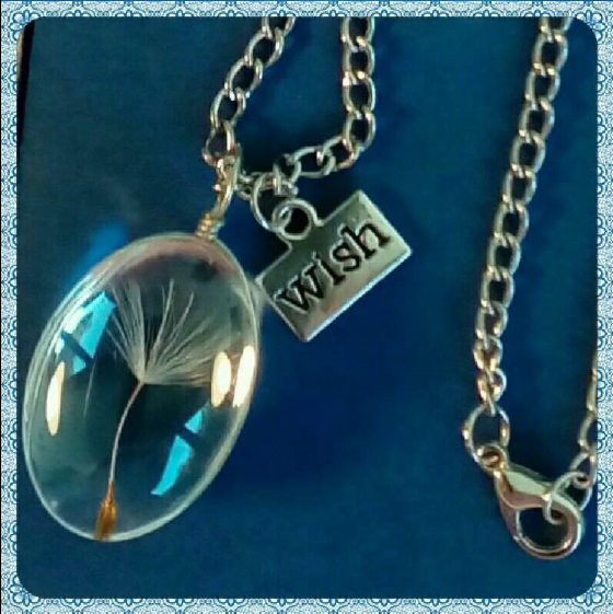 Beautiful and inspirational necklace!