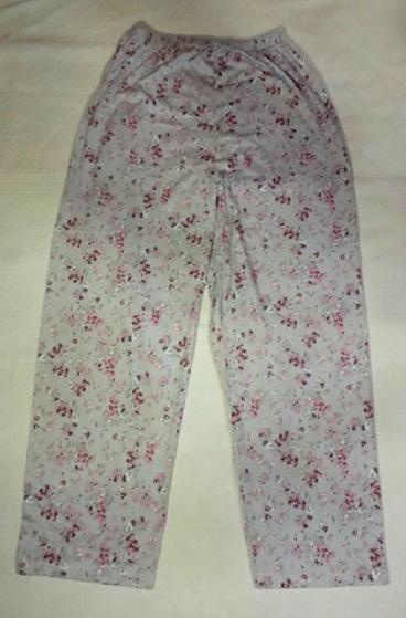 Really comfortable pajama bottoms!