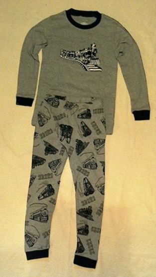 Cute pajama set for boys!