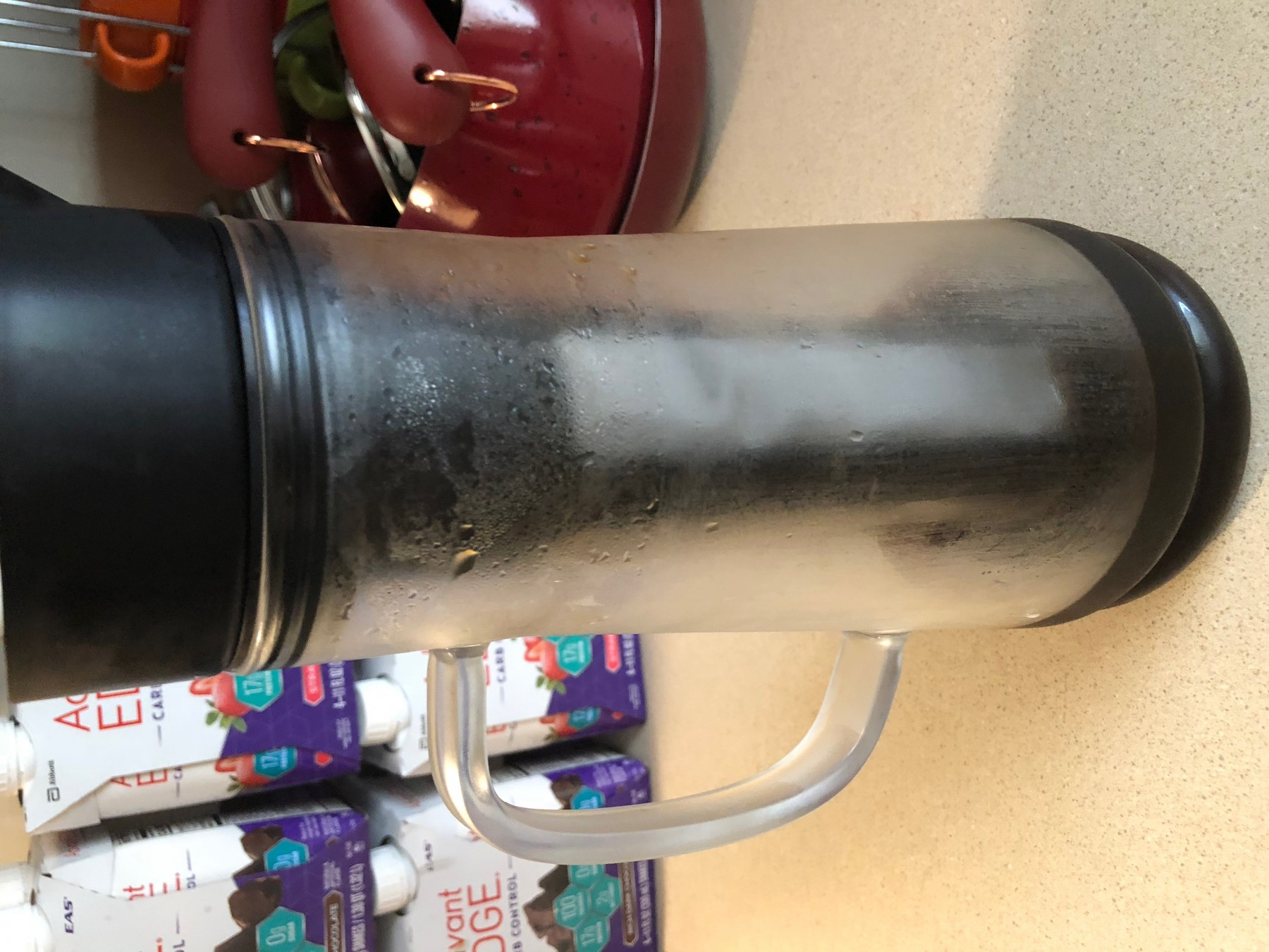 Cold brewed coffee at home!