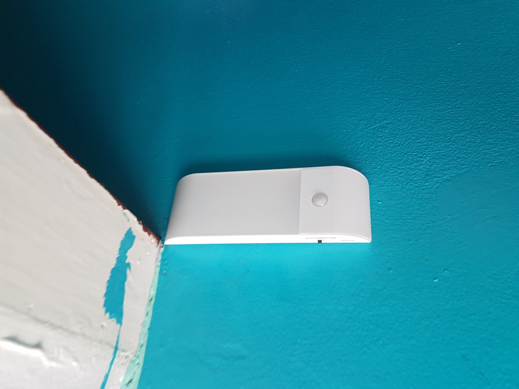 Rechargeable Motion Sensor