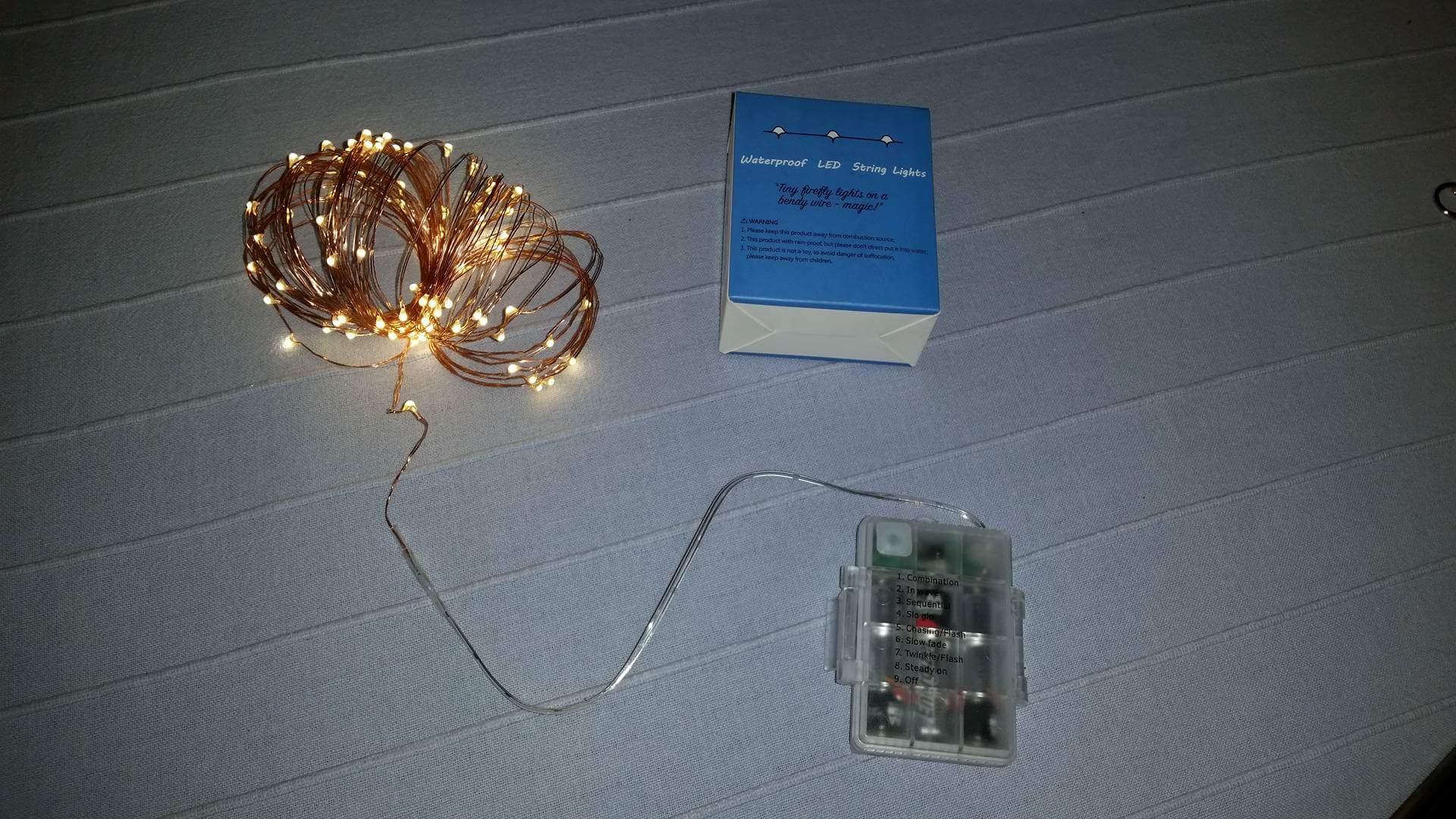 Serie luci LED