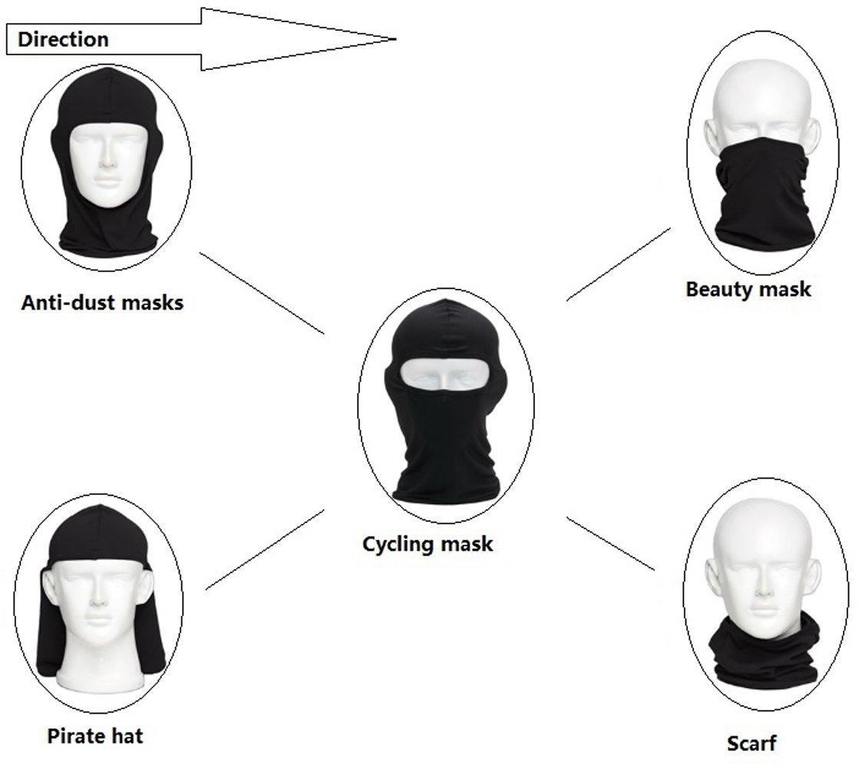 Motorcycle/Ski Keep your head warm Mask
