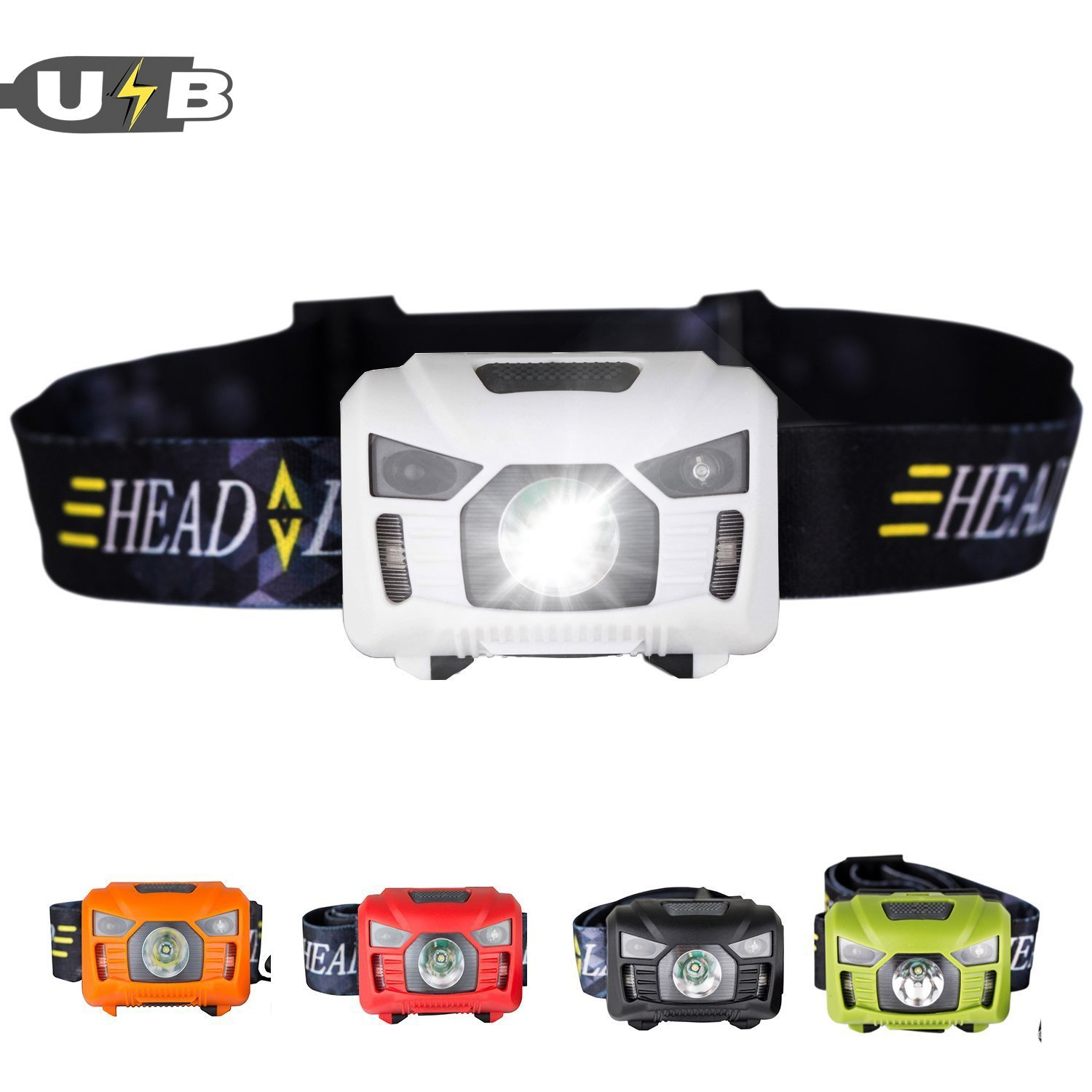 Three trees Rechargeable Headlamp Flashlight is a win win for my family