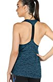 IcyZone Activewear Racerback Tank Top perfect for my dancer daughter!