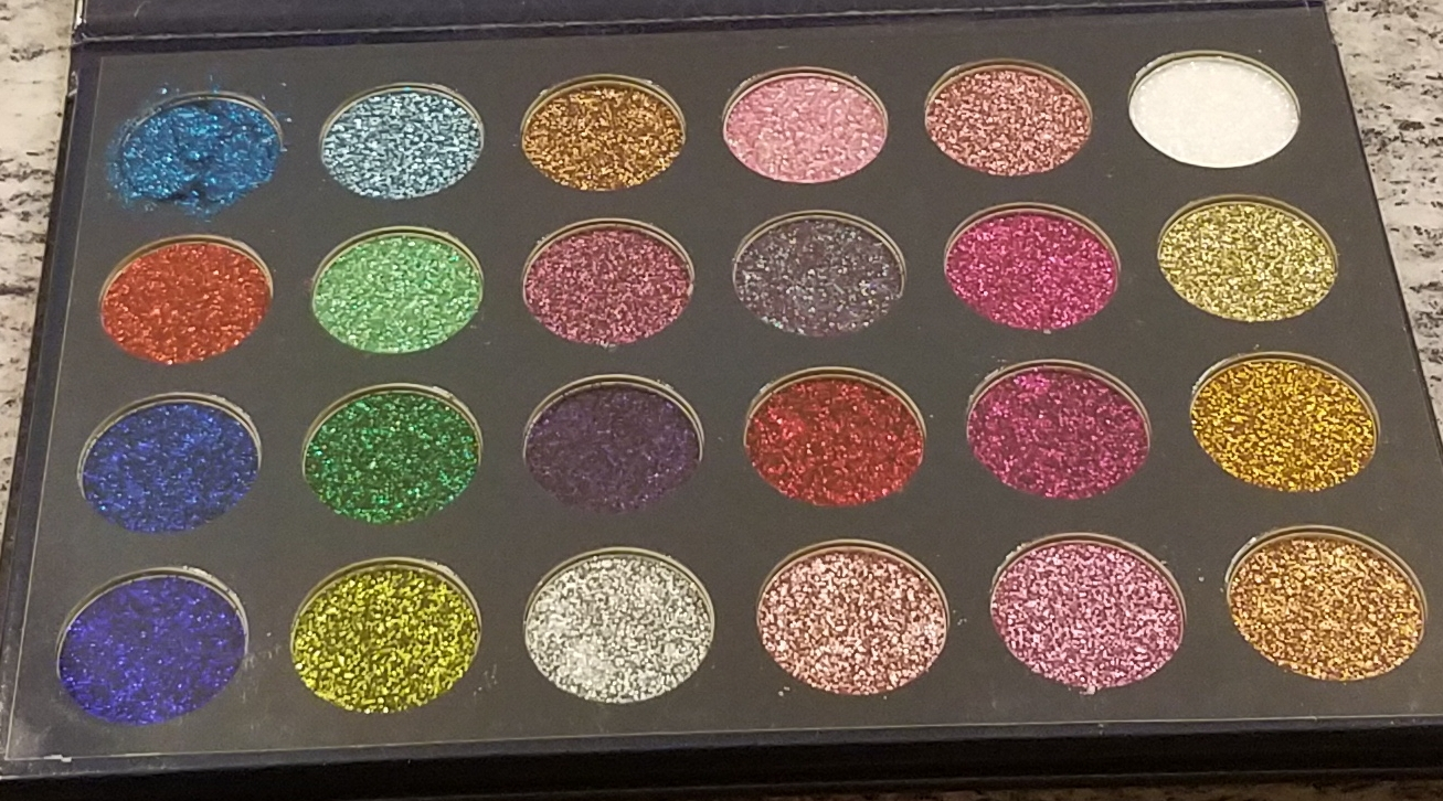 Give me all the glitter!