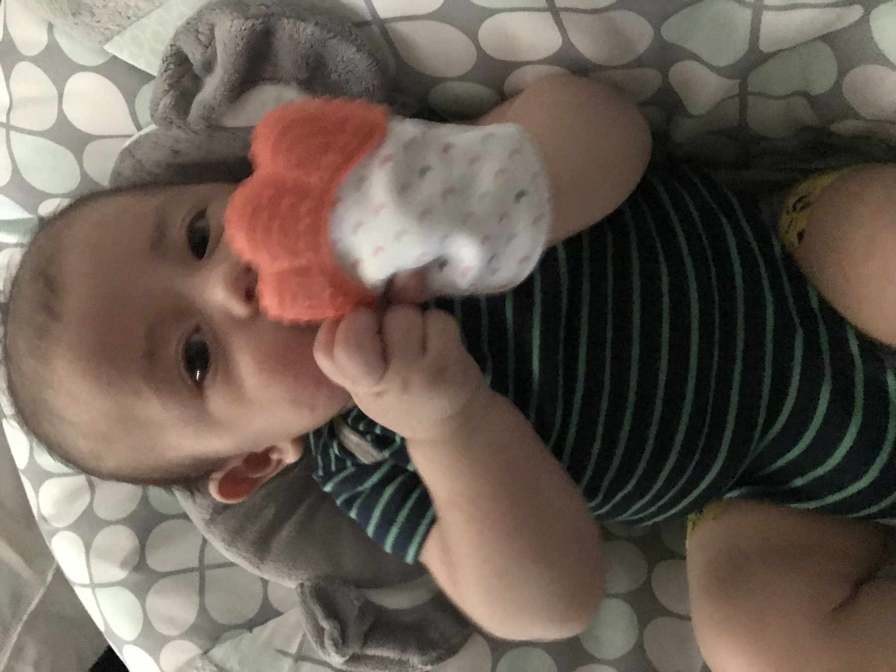 Perfect for teething baby