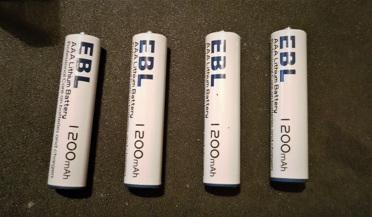 EBL Premium Batterien im Test