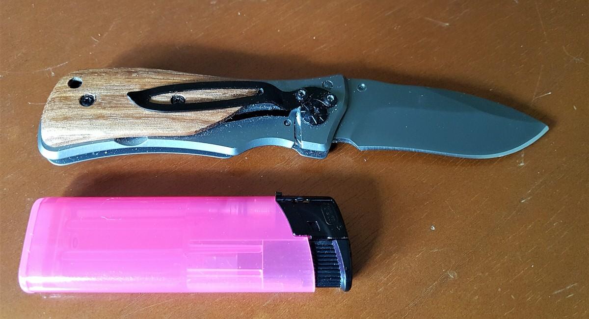 Tolles Messer, klein aber fein!