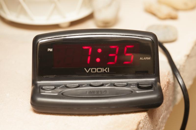 Reloj despertador Vooki