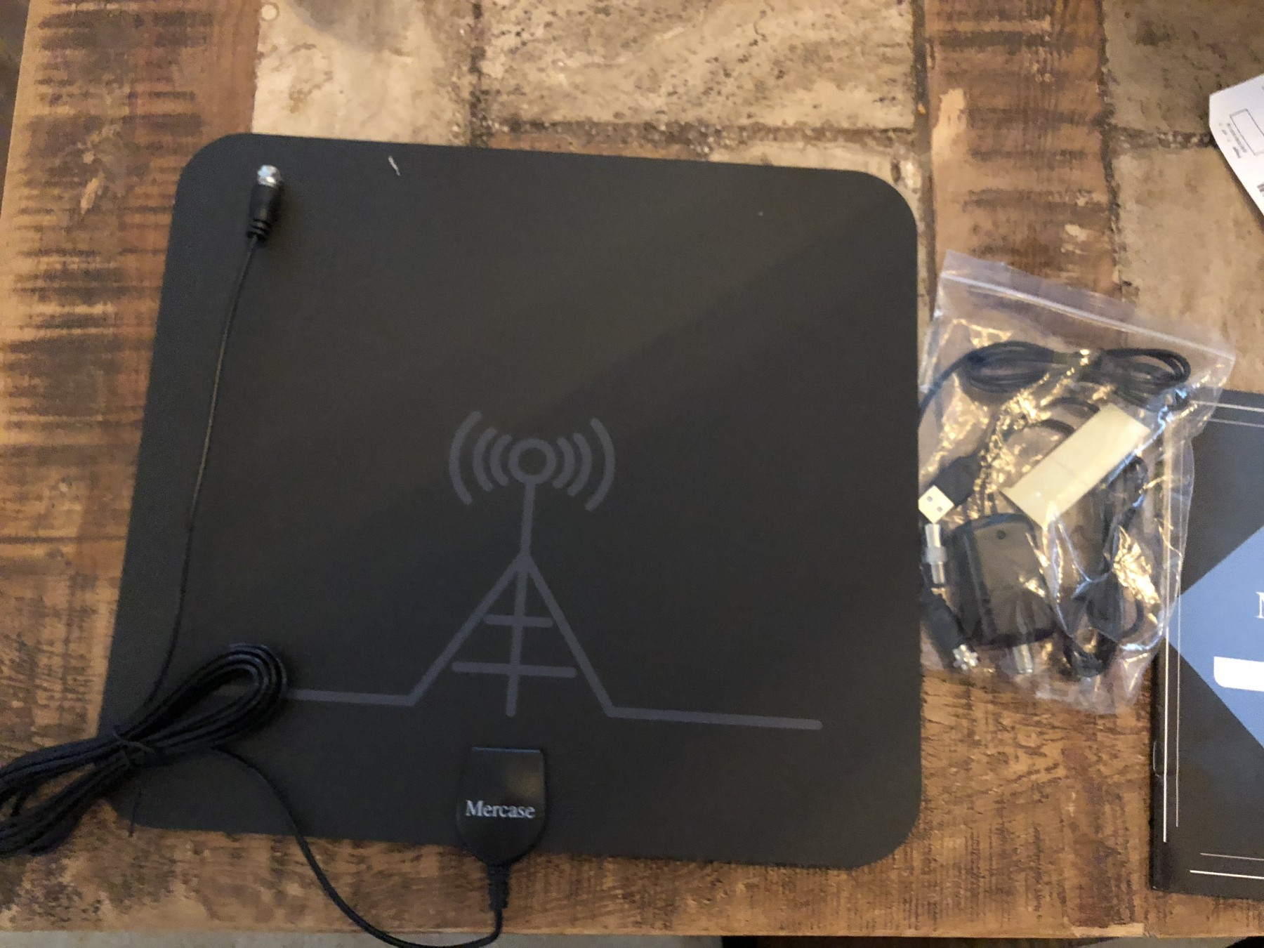 Smart TV Antenna for Digital Television