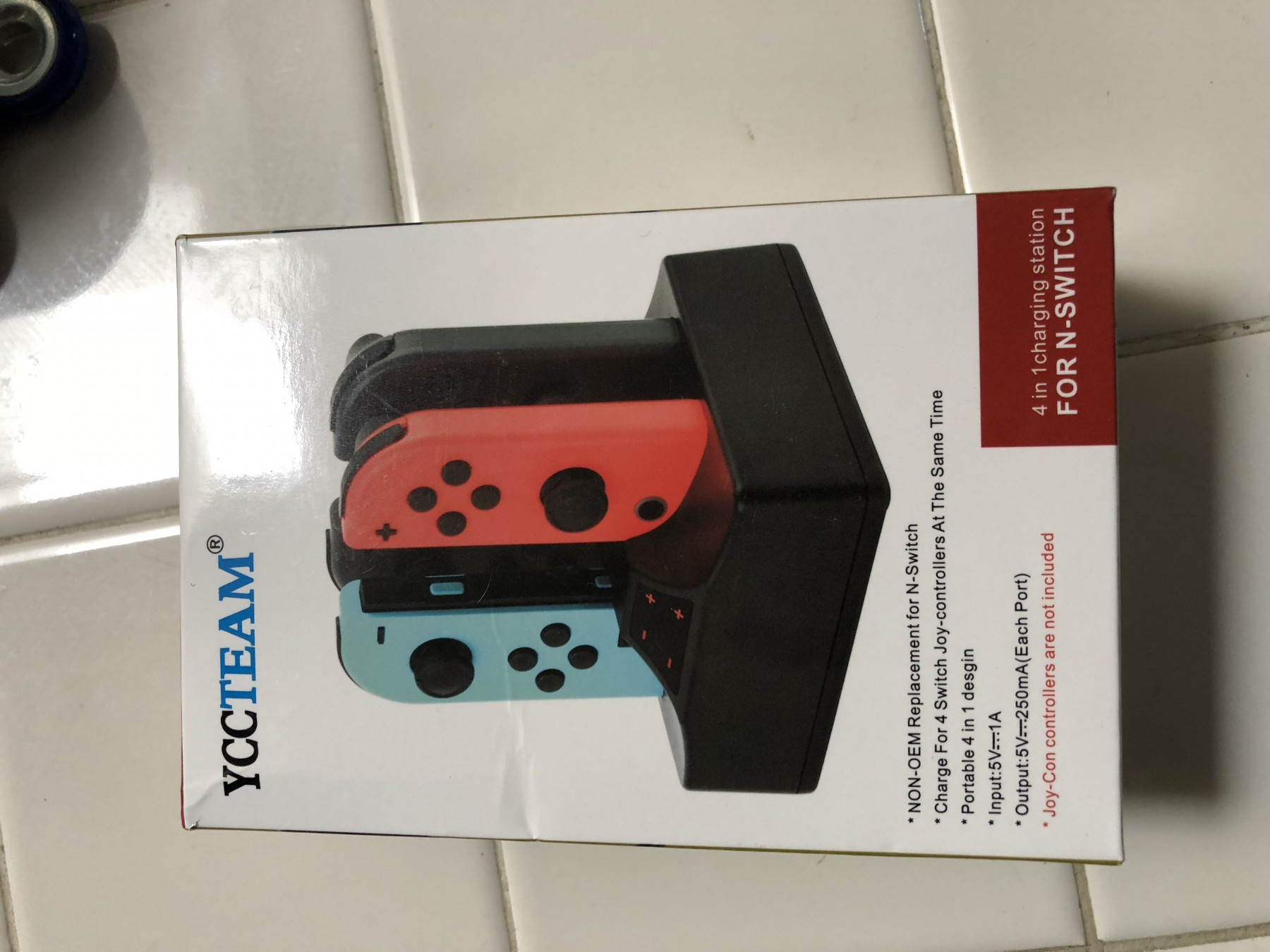 Joy-Con Controller Charger Stand