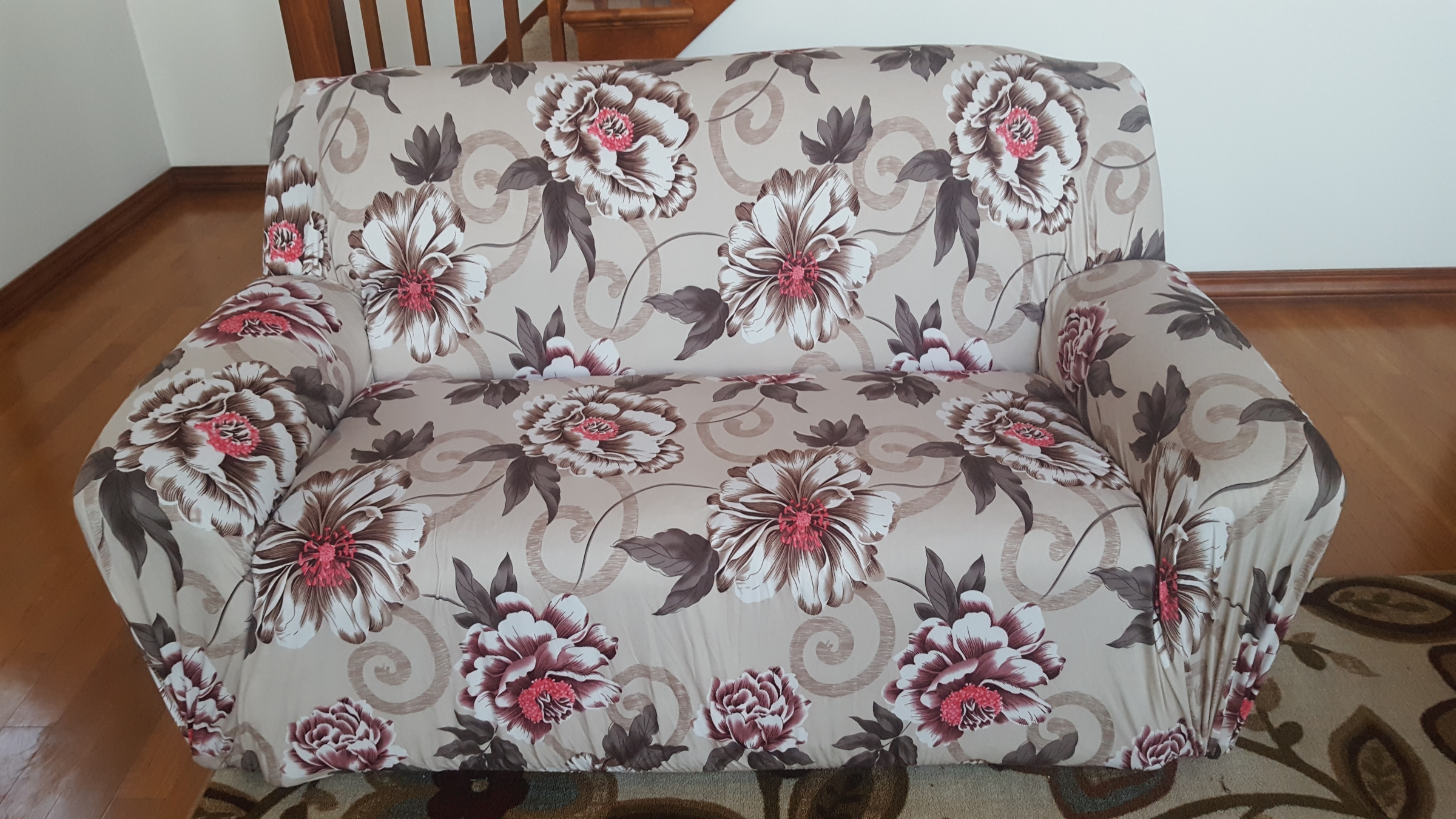 Love my new sofa cover