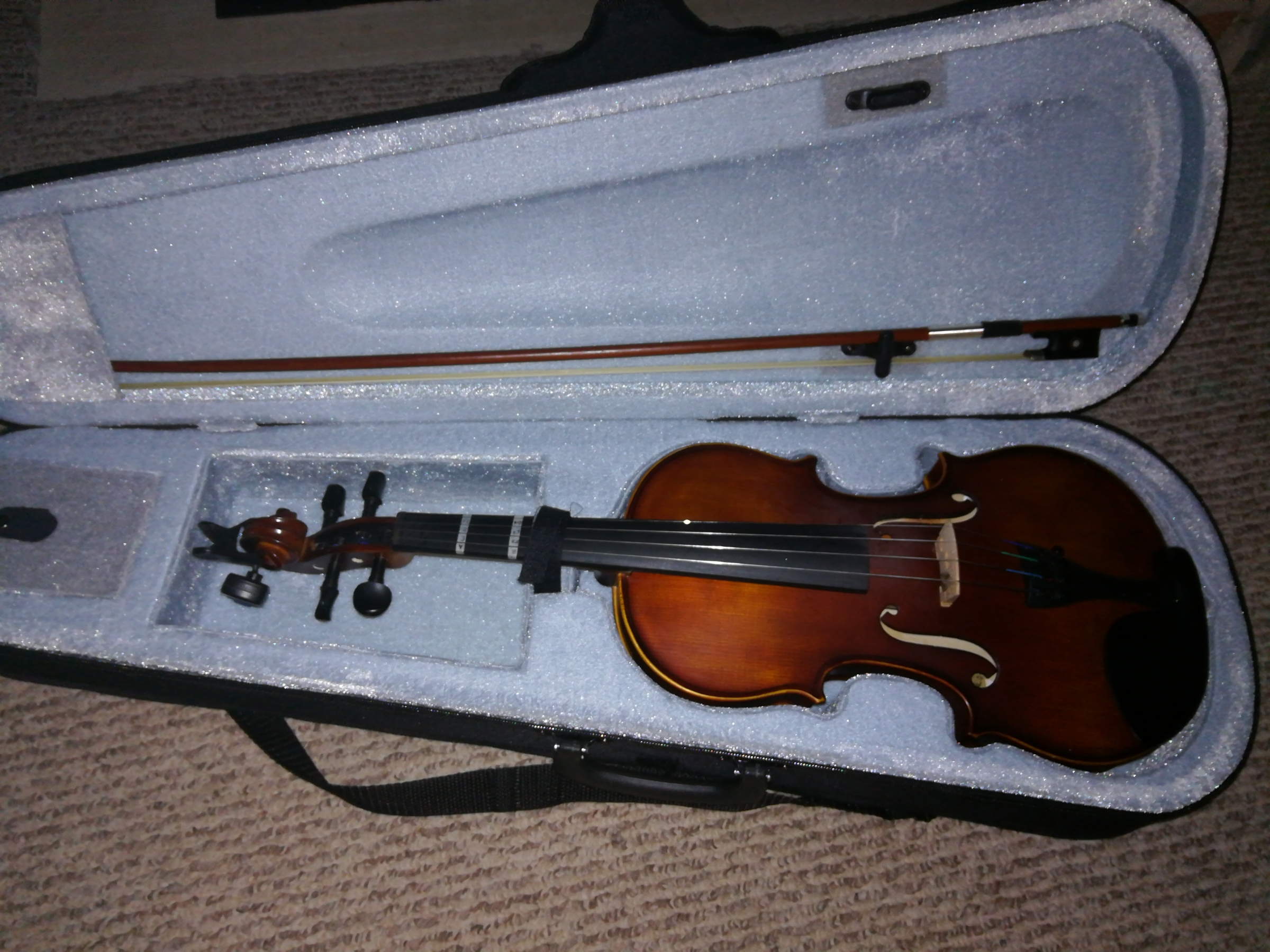 Very good quality violin