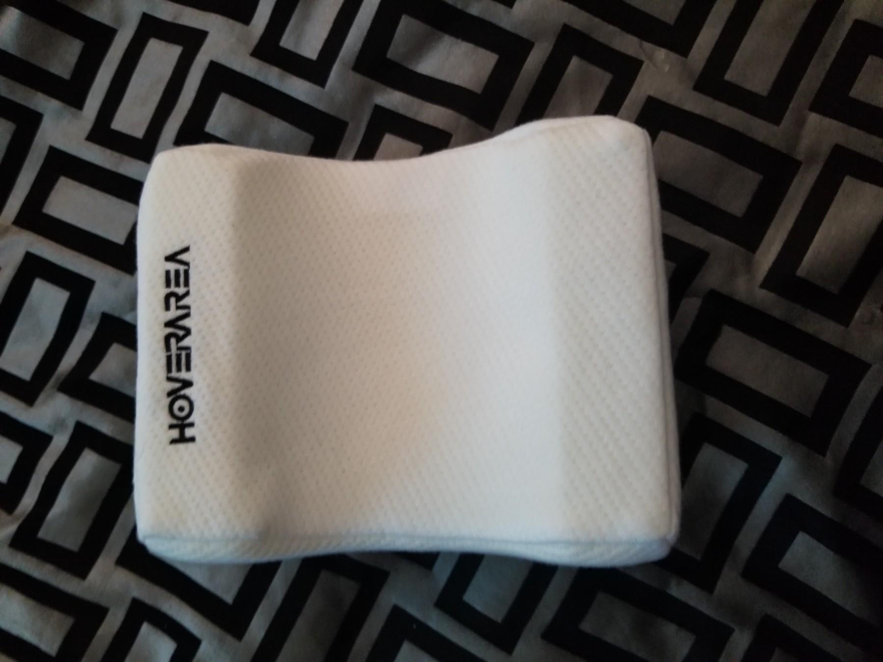 Firm foam pillow