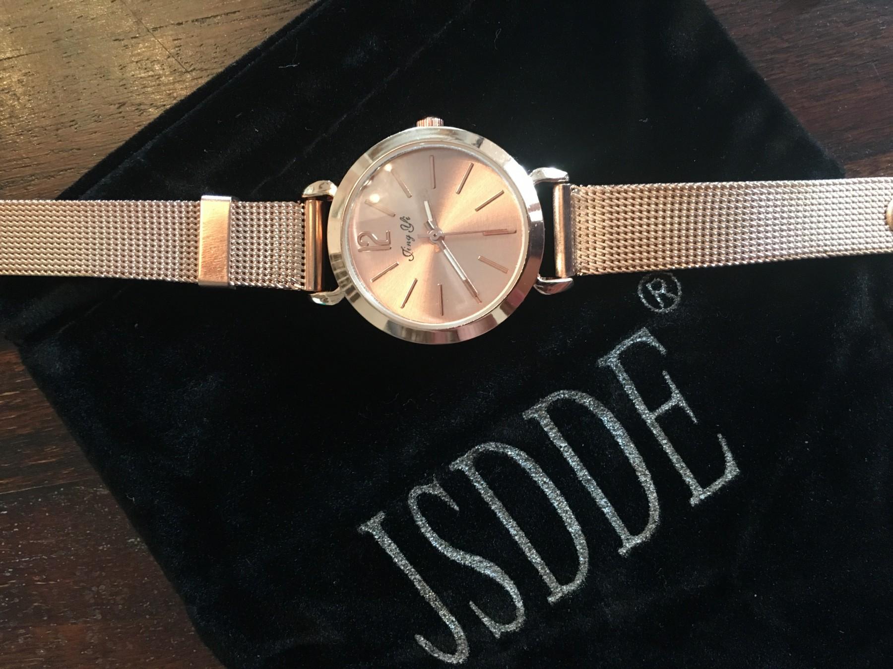 Sehr schöne Uhr