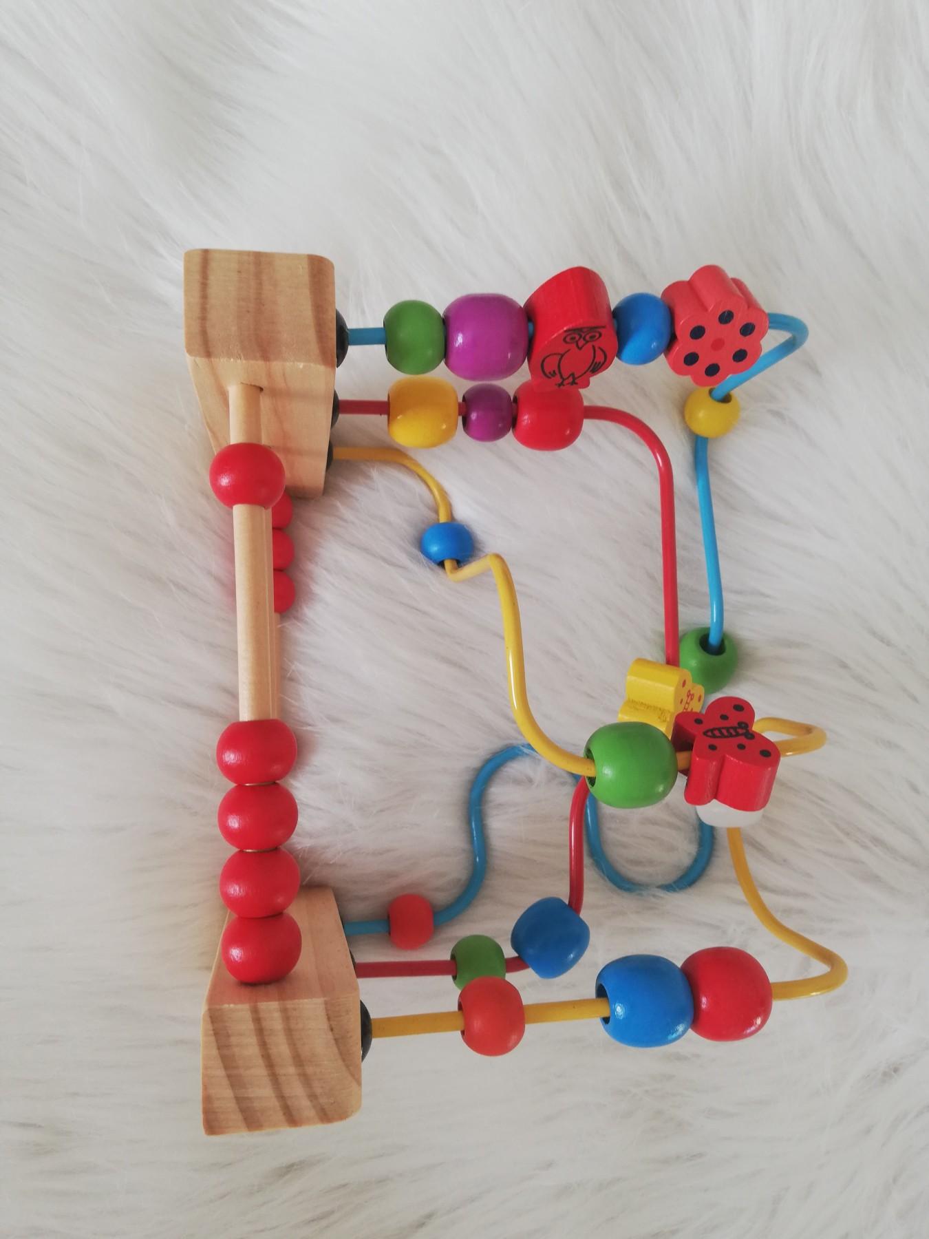 Circuit de motricité en bois