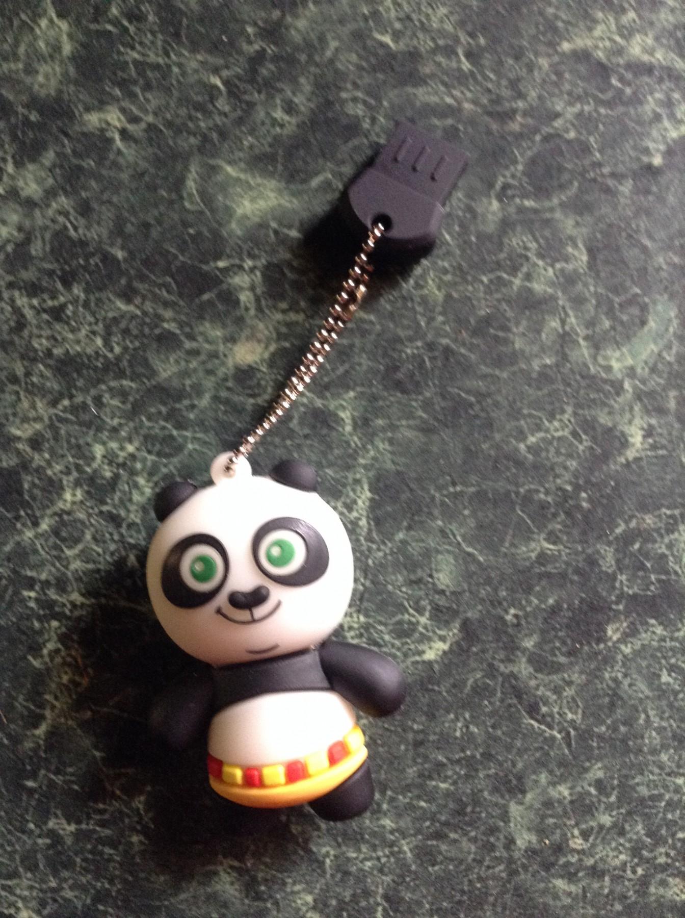KungFu Panda!