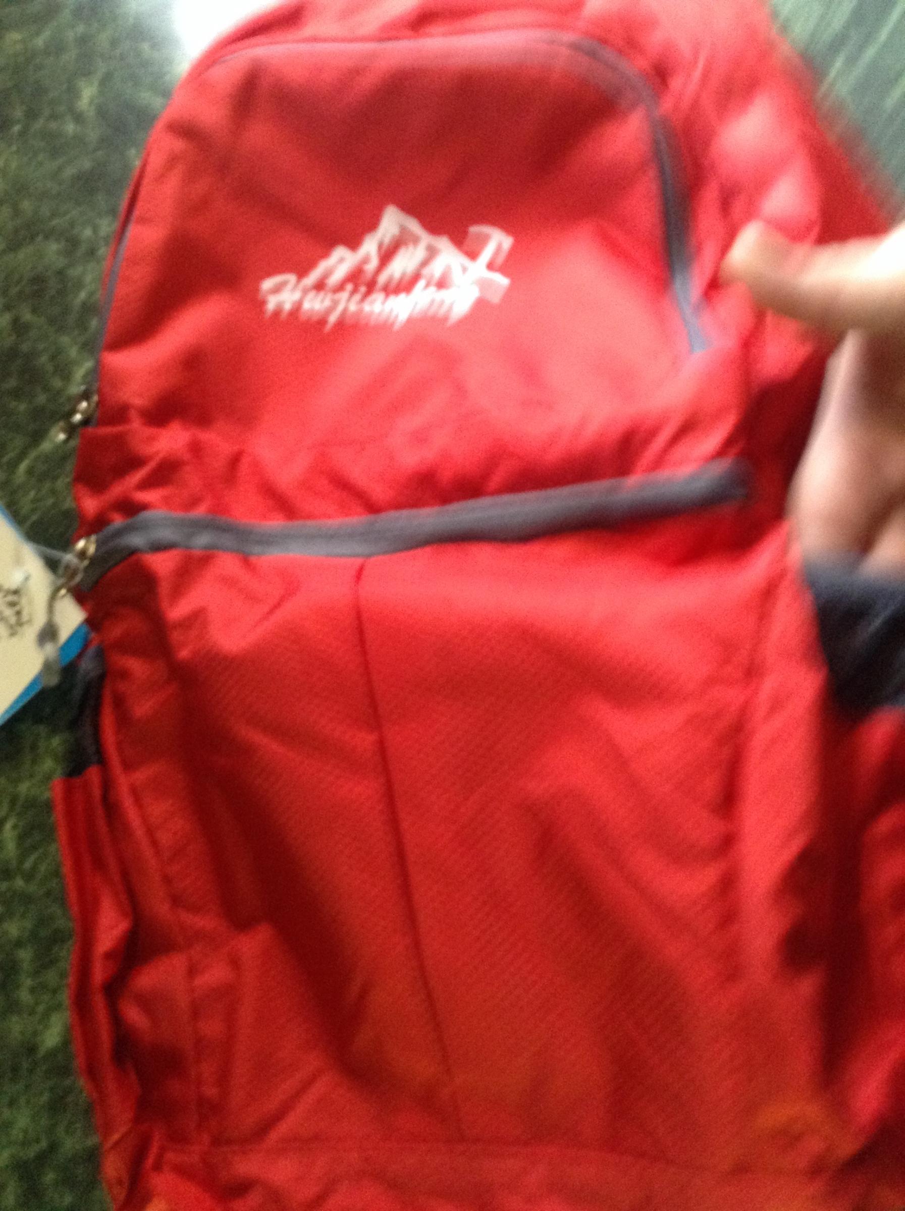 lightweight bag.