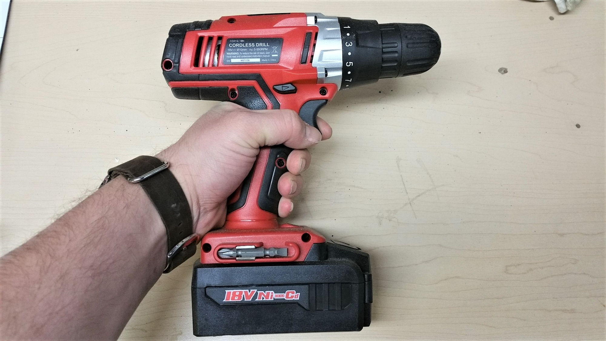 Great drill at an excellent price