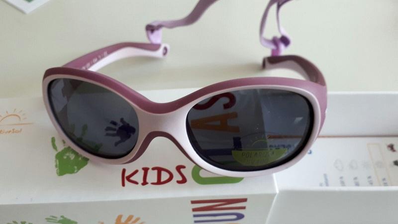 Occhialini bambina 2 - 5 anni