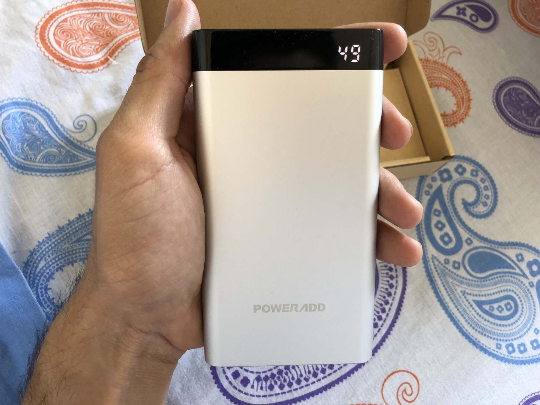 Perfecto power bank