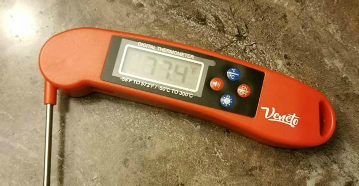 Awesome thermometer!