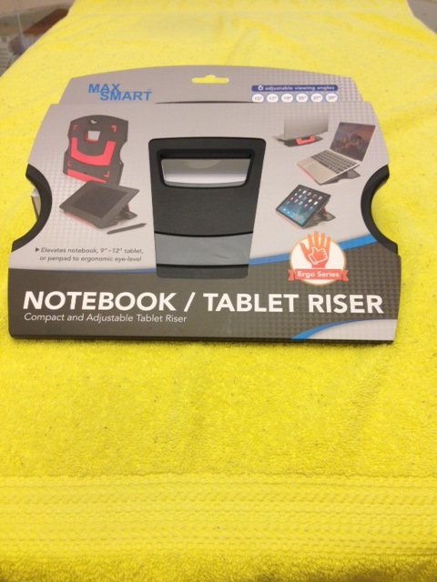Laptop and Tablet Ergonomic Stand