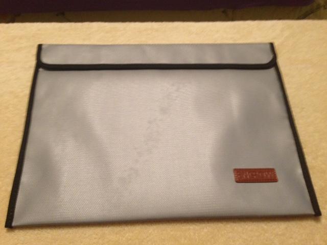 Fireproof Safe Money Bag