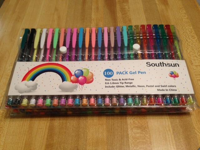 200 Gel Pens