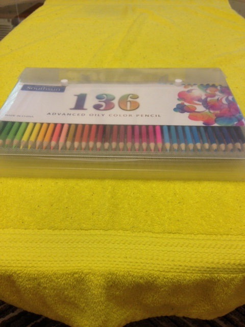 Great Package of Colored Pencils for coloring projects!!