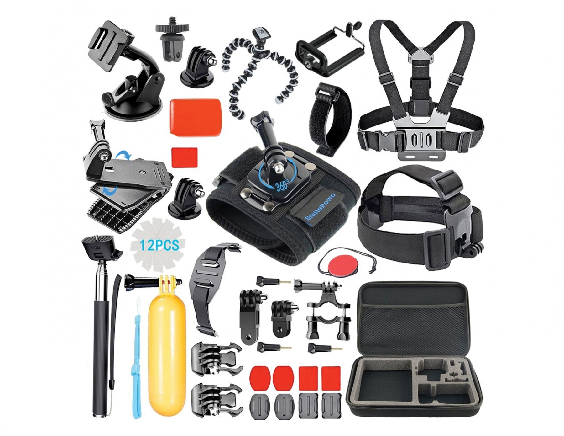 Everything Imaginable Available in this GoPro Hero5 set