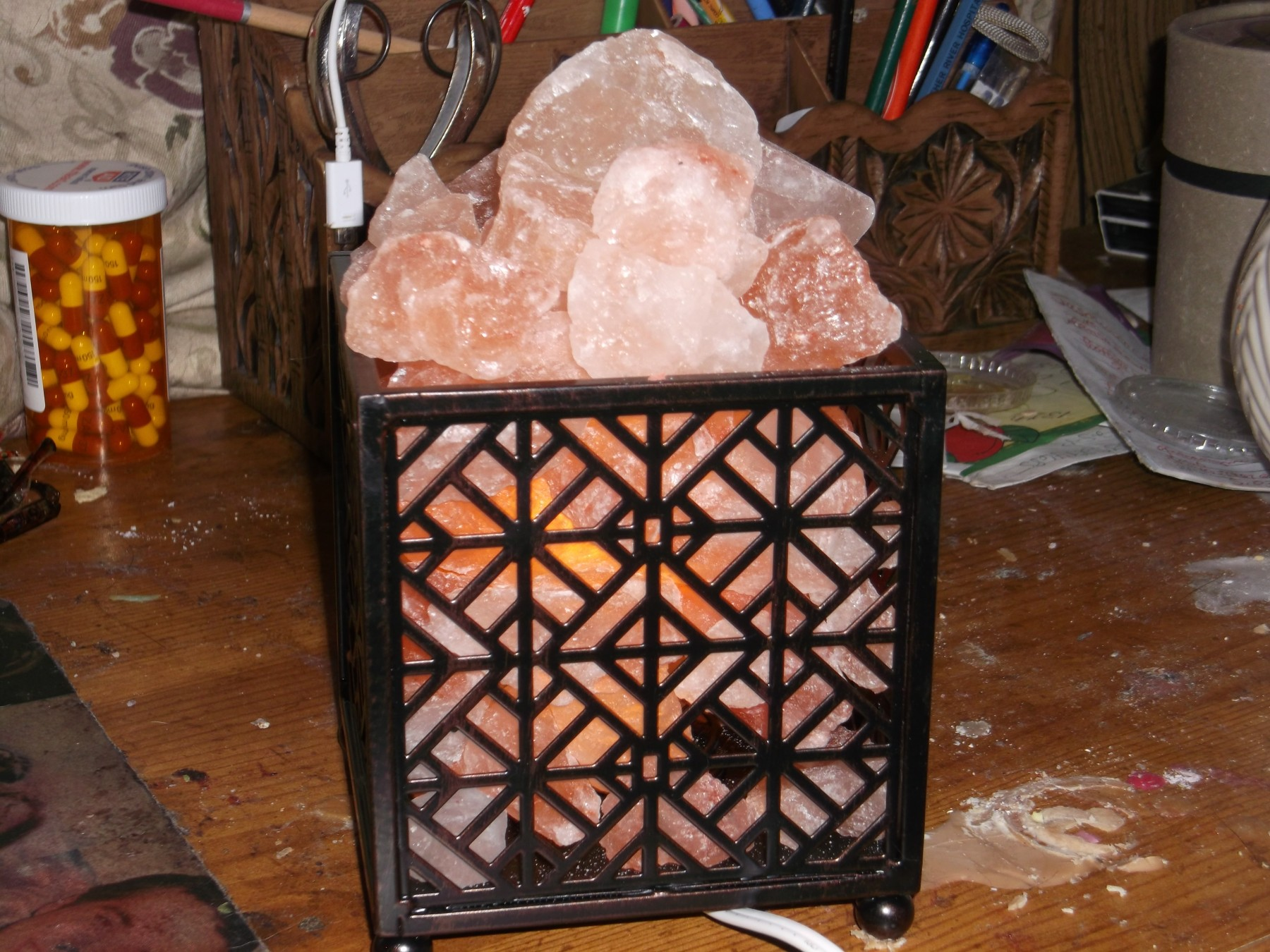 FANTASTIC SALT LAMP