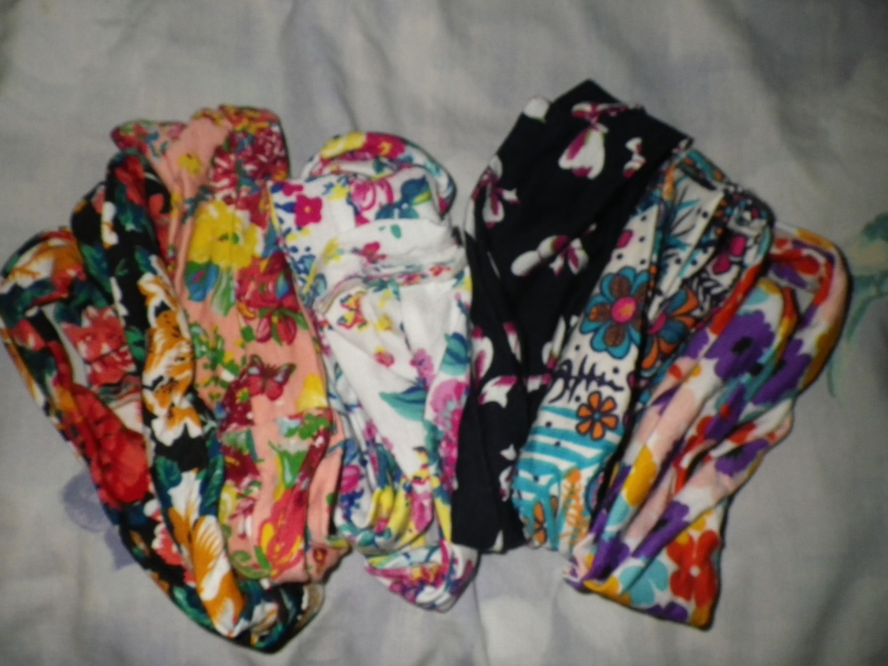 Soft Wrap Headbands