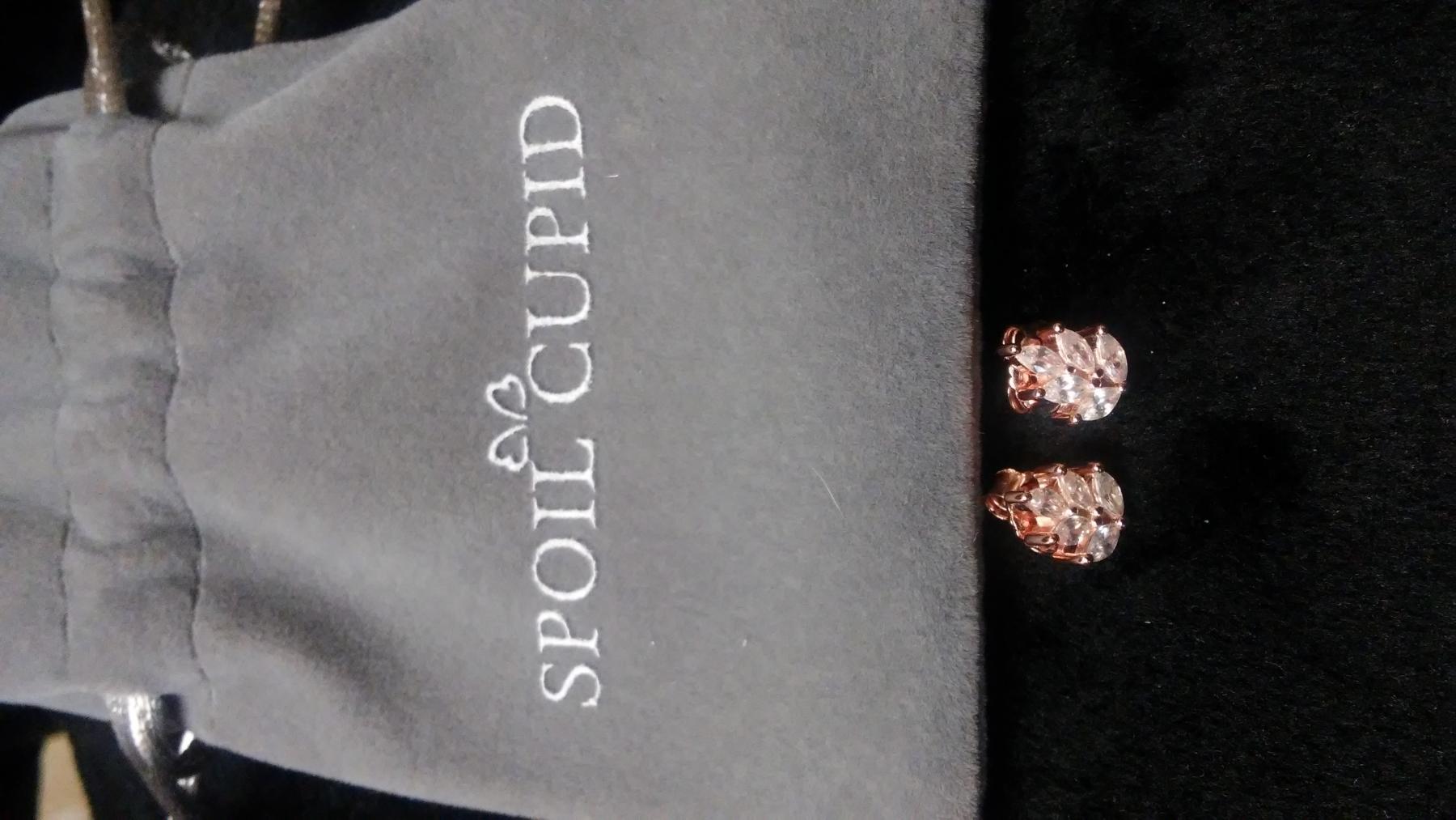 Love my new earrings