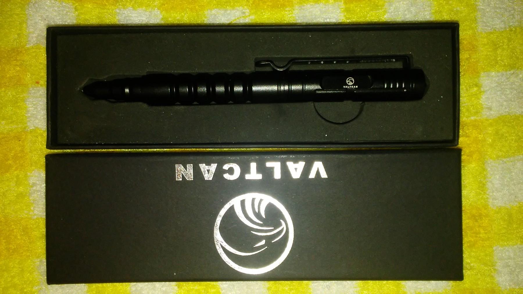 Nice tactical pen