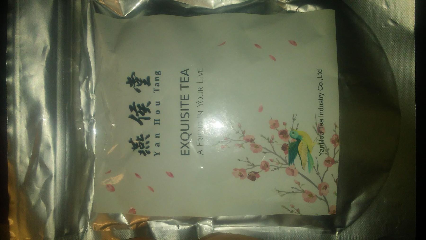 Excellent tasting tea