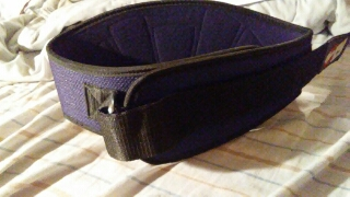 Love this weightlifting belt