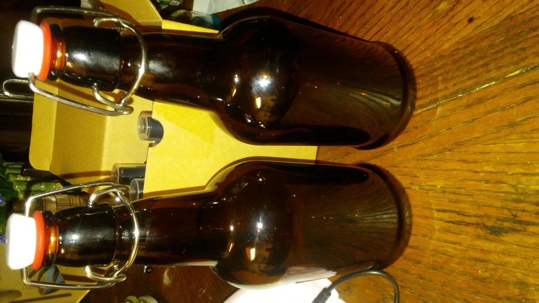 Very durable well made bottles