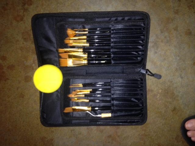 Great brush set