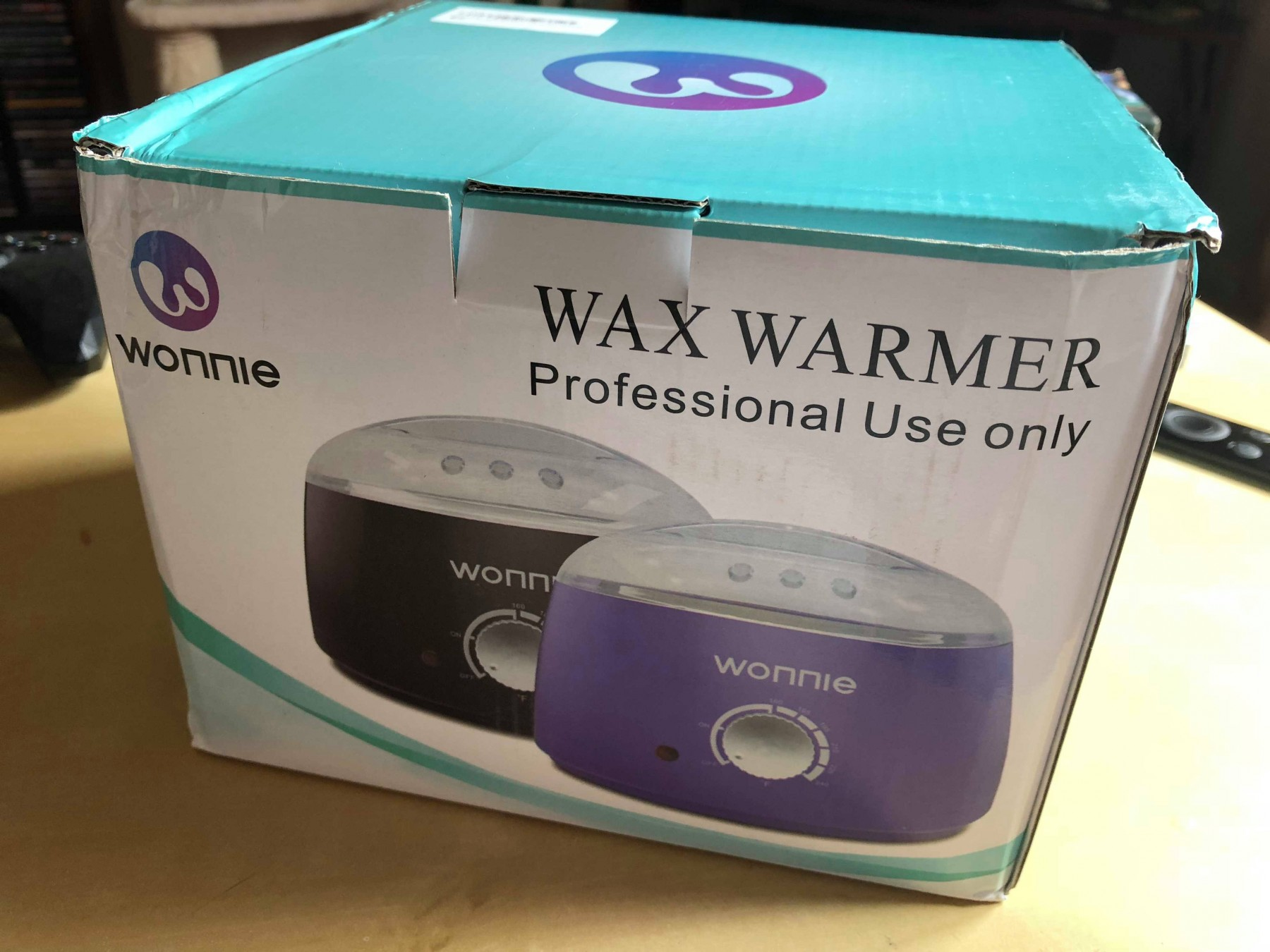 Great Wax Heater, Shame About The Wax