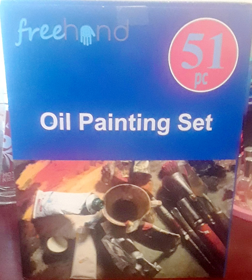 Awesome Paint Set