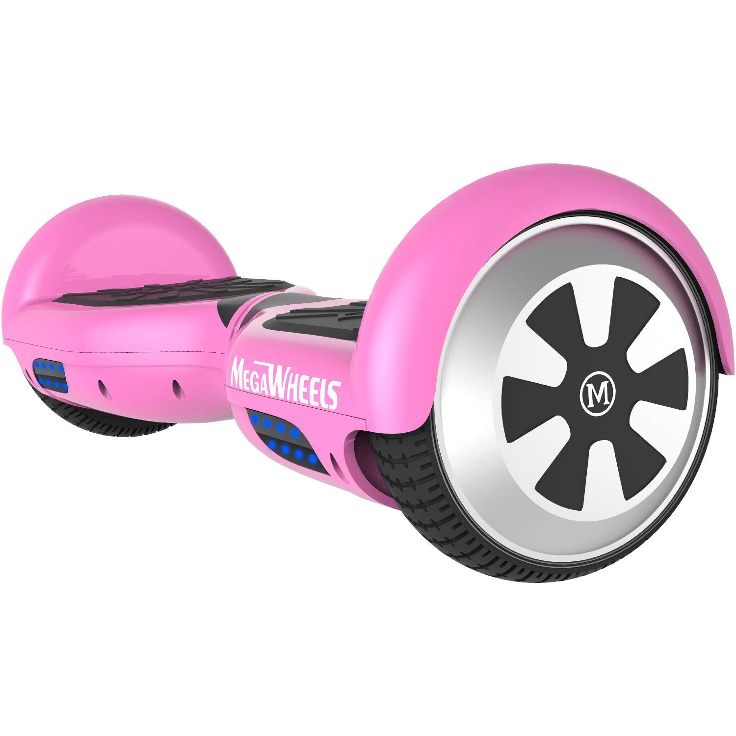 Awesome hoverboard!  The color is a bit girly but it works well.
