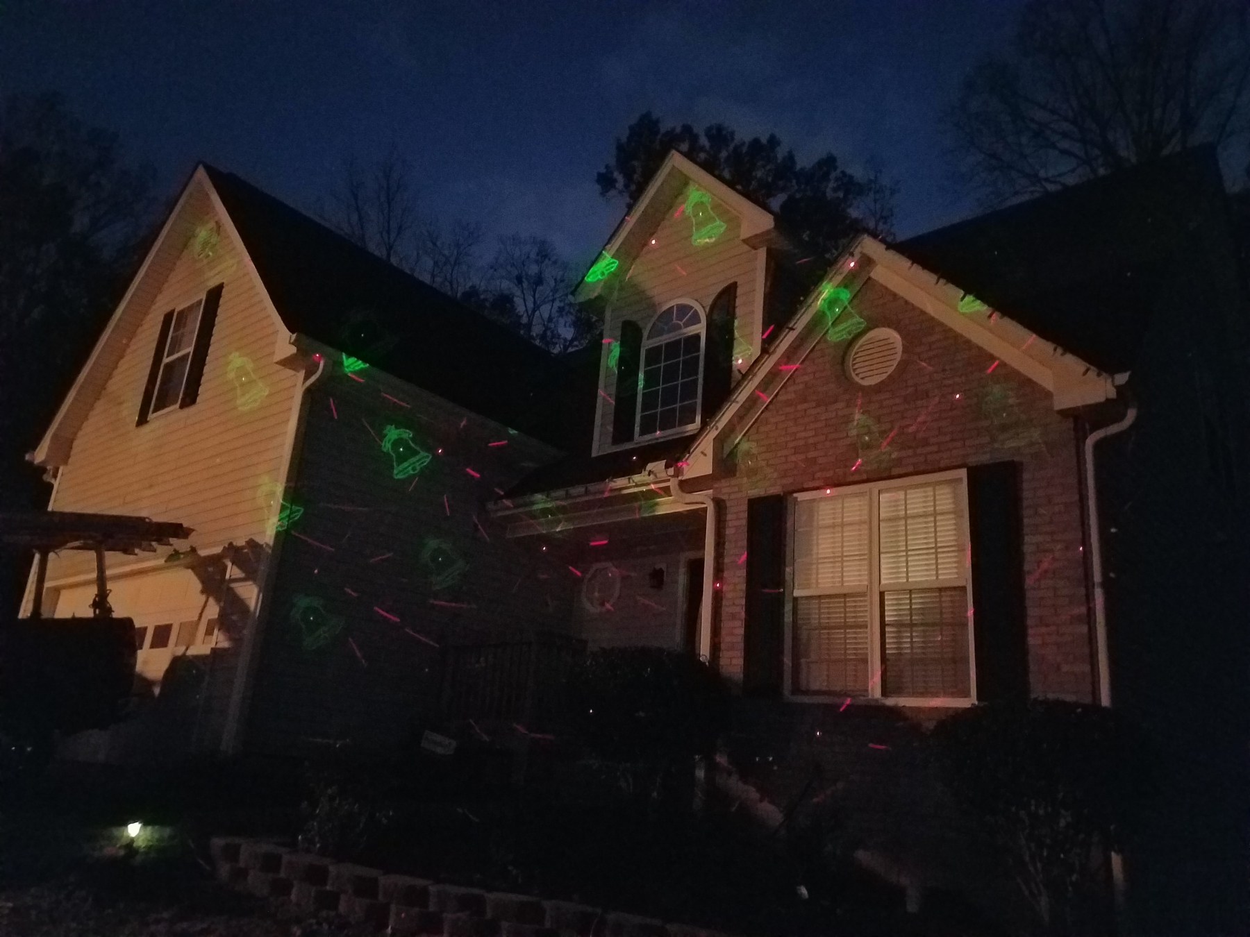 Christmas Projector Light