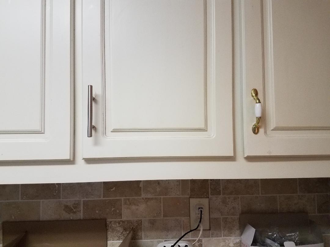 25 pack Cabinet Handles Pulls Kitchen Hardware Dresser Drawer