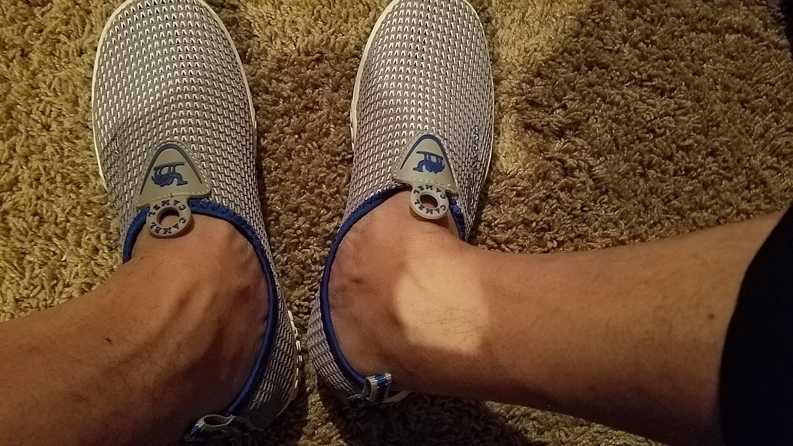 Slip on sneakers are soooo versatile!