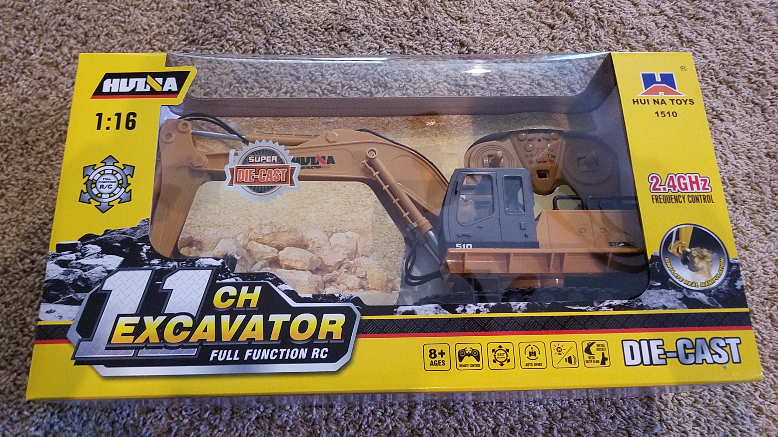 The best RC toy I have ever bought!