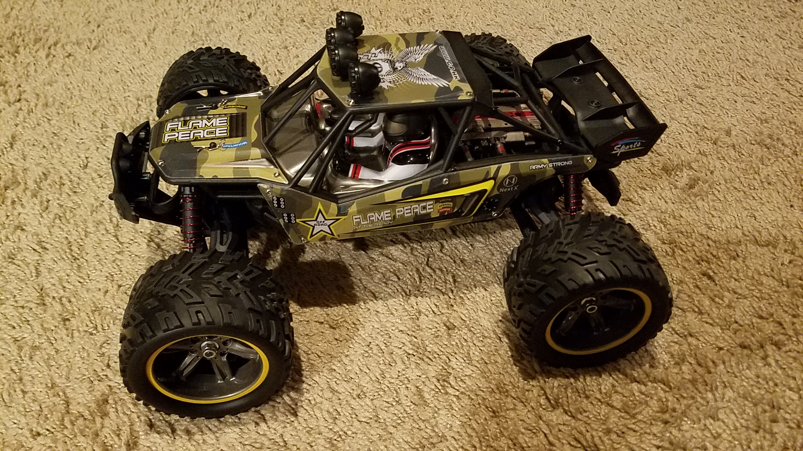 One of the best RC Cars I have bought so far!