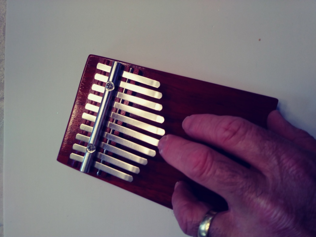 Great little Thumb Piano