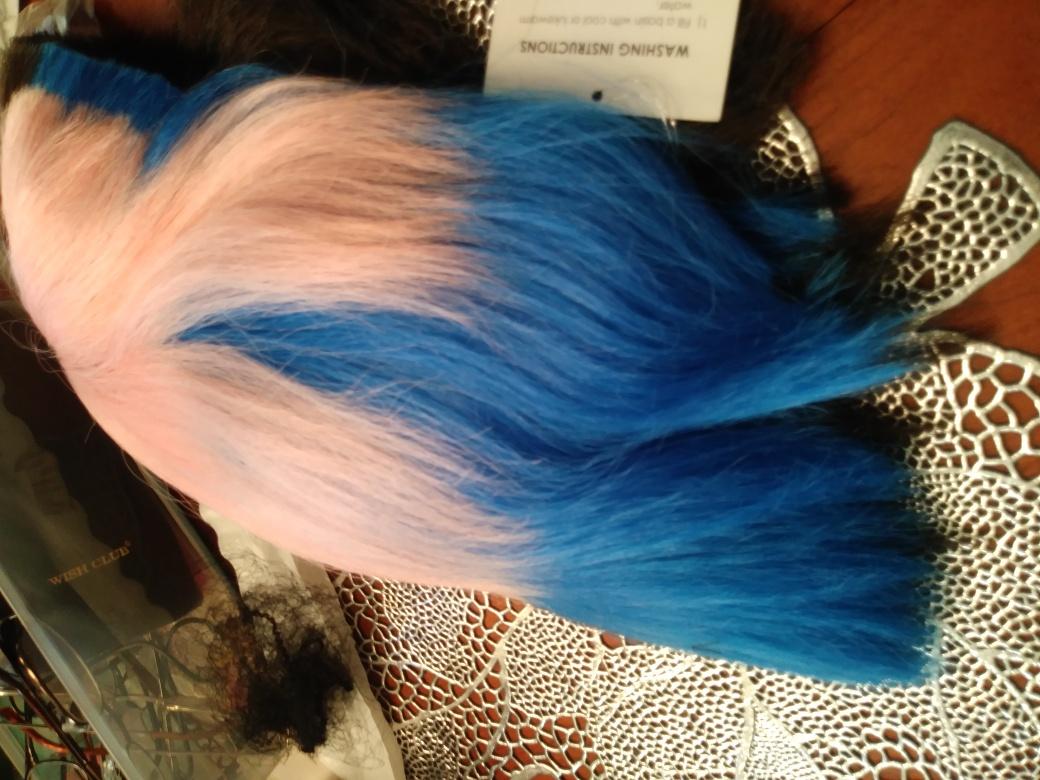 Very Pretty and Fun Wig!